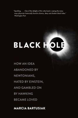 Black Hole Marcia Bartusiak 9780300219661