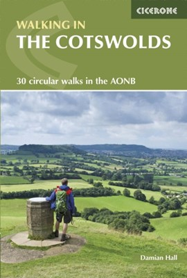 Walking in the Cotswolds Damian Hall 9781852848330
