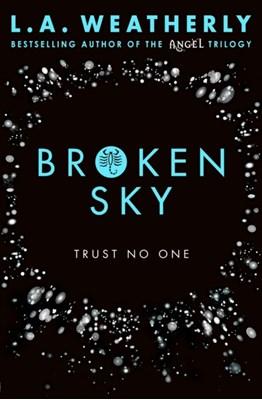 Broken Sky L. A. Weatherly 9781409572022