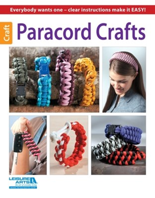 Paracord Crafts Leisure Arts 9781464711213
