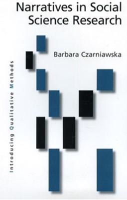 Narratives in Social Science Research Barbara Czarniawska 9780761941958