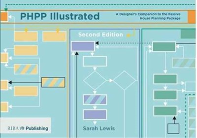 PHPP Illustrated Sarah Lewis 9781859467756