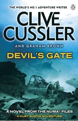 Devil's Gate Graham Brown, Clive Cussler 9780141047829