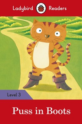 Puss in Boots - Ladybird Readers Level 3  9780241284070