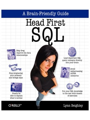 Head First SQL Lynn Beighley 9780596526849