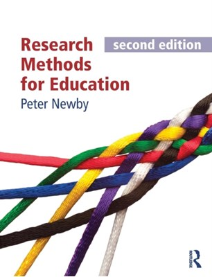 Research Methods for Education, second edition Peter Newby 9780273775102