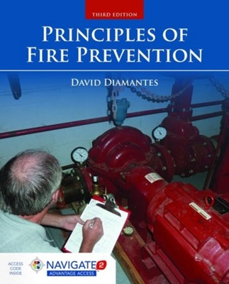 Principles Of Fire Prevention David Diamantes 9781284041866