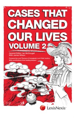 Cases That Changed Our Lives Ian McDougall 9781405791458