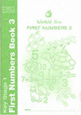 First Numbers Book 3 Anne Evans 9780721708942