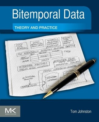 Bitemporal Data Tom (Chief Scientist Johnston 9780124080676