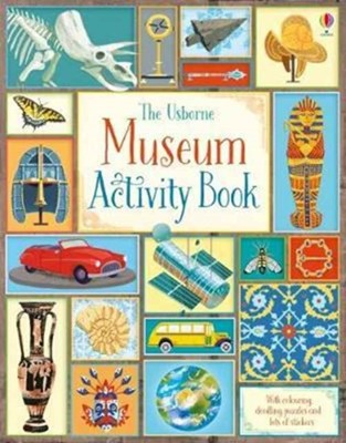 Museum Activity Book Various 9781474922647
