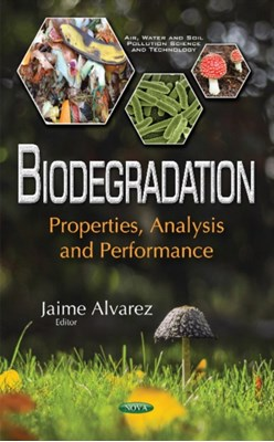 Biodegradation  9781634857512