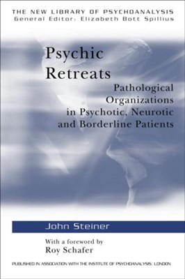 Psychic Retreats John Steiner 9780415099240