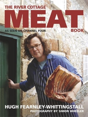 The River Cottage Meat Book Hugh Fearnley-Whittingstall 9780340826355