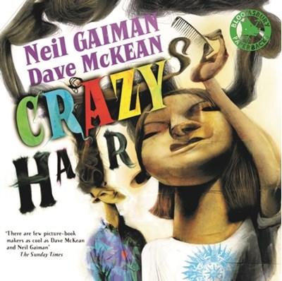 Crazy Hair Neil Gaiman 9780747595991