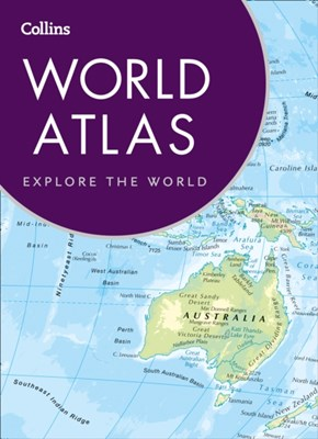Collins World Atlas: Paperback Edition Collins Maps 9780008158514