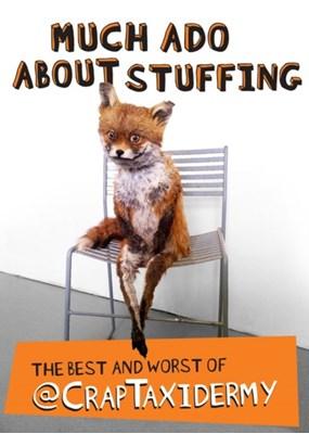 Much Ado about Stuffing Crap Taxidermy, Adam Cornish 9781449463281