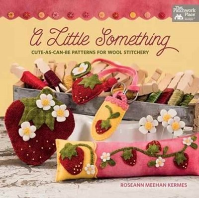 A Little Something Roseann Meehan Kermes 9781604688504
