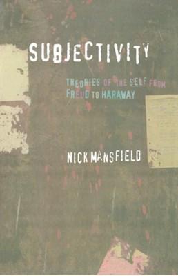Subjectivity Nick Mansfield 9780814756515