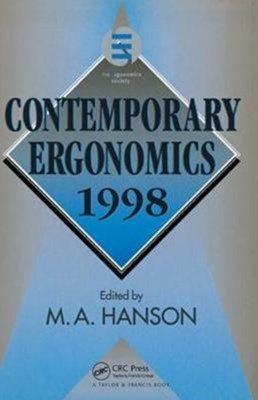Contemporary Ergonomics 1998  9781138433090