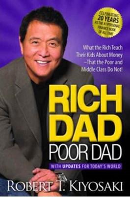 Rich Dad Poor Dad Robert T. Kiyosaki 9781612680170