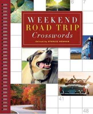 Weekend Road Trip Crosswords  9781454921127