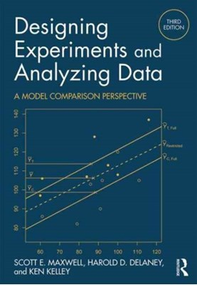Designing Experiments and Analyzing Data Harold D. (University of New Mexico Delaney, Scott E. (University of Notre Dame Maxwell, Ken Kelley 9781138892286