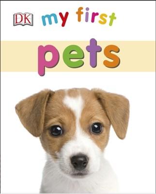 My First Pets DK 9780241237564