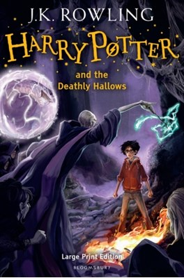 Harry Potter and the Deathly Hallows J. K. Rowling 9780747591085