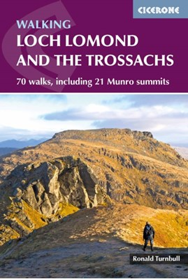 Walking Loch Lomond and the Trossachs Ronald Turnbull 9781852849634