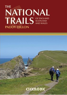 The National Trails Paddy Dillon 9781852847883