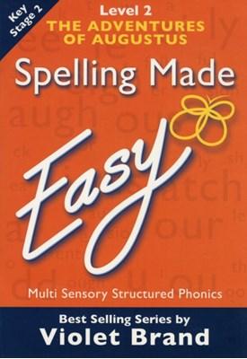 Spelling Made Easy Violet Brand 9781904421023