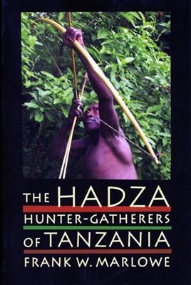 The Hadza Frank Marlowe 9780520253421