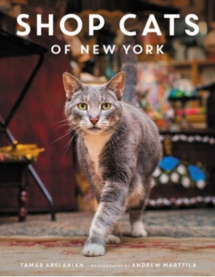 Shop Cats of New York Tamar Arslanian 9780062432025