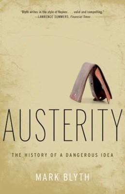 Austerity Mark Blyth 9780199389445