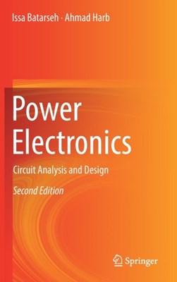Power Electronics Ahmad Harb, Issa Batarseh 9783319683652