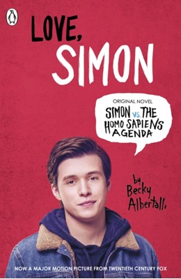 Love Simon Becky Albertalli 9780241330135