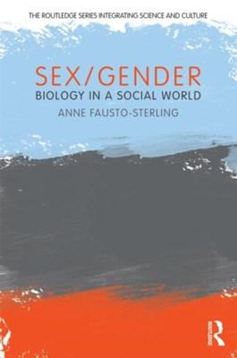 Sex/Gender Anne Fausto-Sterling 9780415881463