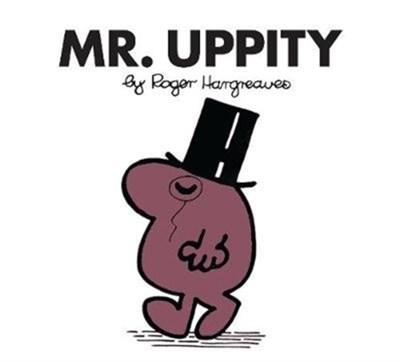 Mr. Uppity Roger Hargreaves 9781405289993