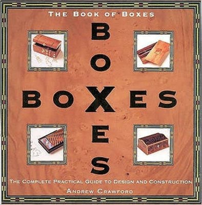 Book of Boxes Andrew Crawford 9780854420995
