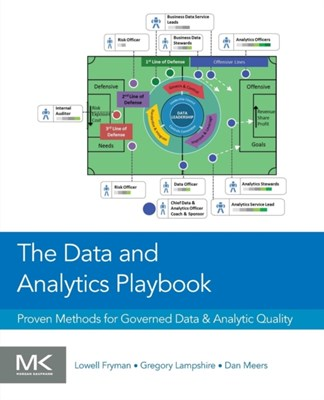 The Data and Analytics Playbook Dan (President Meers, Lowell (Collibra Fryman, Gregory (Managing Director Lampshire 9780128023075