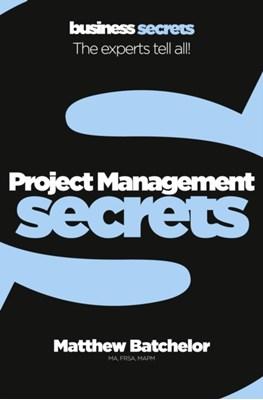 Project Management Matthew Batchelor 9780007328109