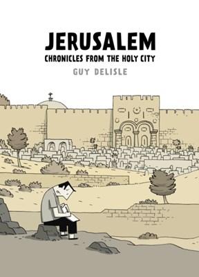 Jerusalem Guy Delisle 9780224096690