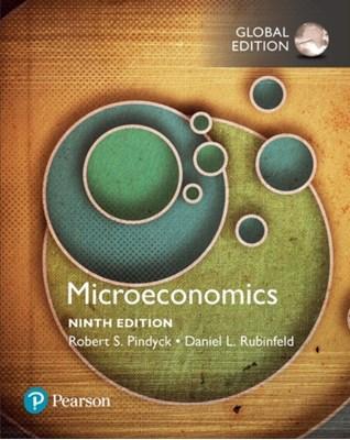 Microeconomics, Global Edition Daniel Rubinfeld 9781292213316