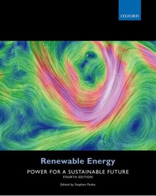 Renewable Energy  9780198759751