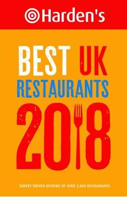 Harden's Best UK Restaurants Richard Harden, Peter Harden 9780992940829