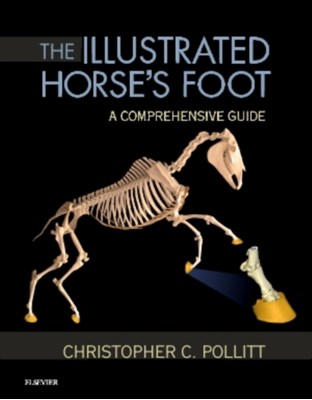 The Illustrated Horse's Foot Christopher C. Pollitt 9780702046551
