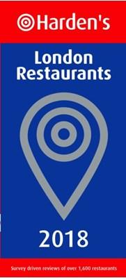 Harden's London Restaurants Richard Harden, Peter Harden 9780992940836