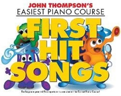 John Thompson's Easiest Piano Course  9781785580437