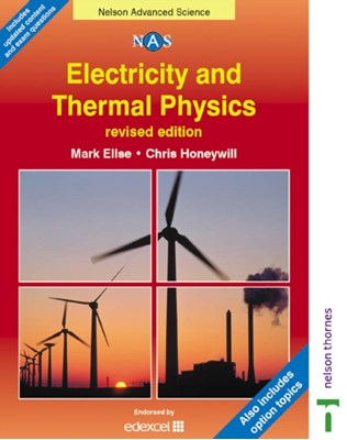 Electricity and Thermal Physics Mark Ellse, Chris Honeywill 9780748776634